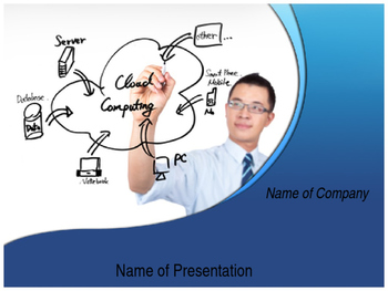 Cloud Computing PPT Template