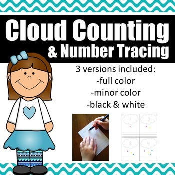 Cloud Counting and Number Tracing