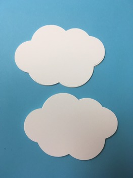 Cloud Diecuts