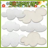 Cloud Elements Clip Art
