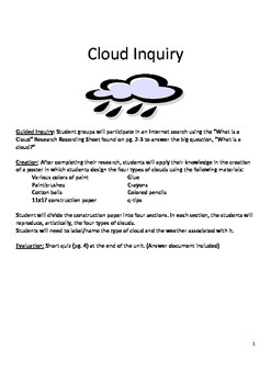 Cloud Inquiry