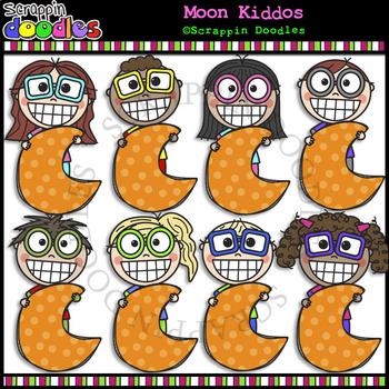 Cloud, Moon, Star & Sunshine Kiddos BUNDLE