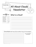 Cloud Newsletter- Cirrus, Cumulus, Stratus