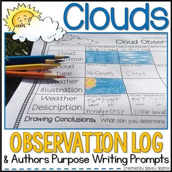 Cloud Observation Log