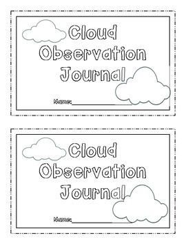Cloud Observation Journal