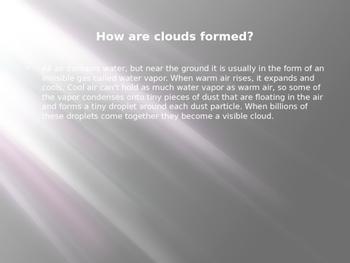 Cloud Presentation