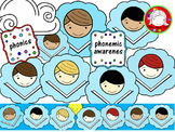 Cloud Readers Clipart (Personal & Commercial Use)