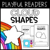 Cloud Shapes Emergent Reader