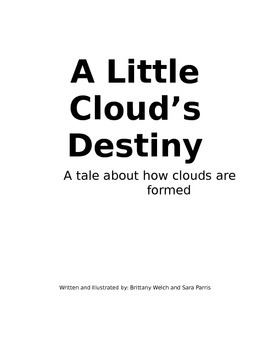 Cloud Story Book
