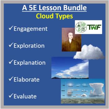 Cloud Types - 5E Lesson Bundle