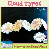 Cloud Types Craft & Non-Fiction Read Aloud