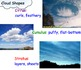 Cloud Types, Formation, Weather Predication - 4 Lessons, Activities, more