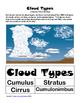 Cloud Types Lesson (Cumulus, Stratus, Cirrus, Cumulonimbus) + Hands-On, Demo