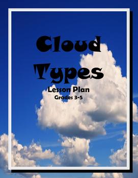 Cloud Types Lesson (Cumulus, Stratus, Cirrus, Cumulonimbus