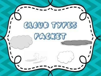 Cloud Types Packet