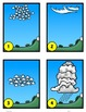 Cloud Types Matching Task Cards