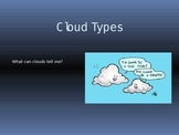 Cloud Types PowerPoint presentation