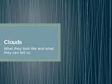 Cloud Types Presentation by Zie