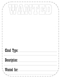 Cloud - Wanted Poster