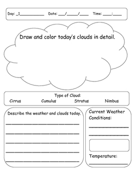 Cloud Watcher Project