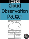 Cloud Science Project- Editable Version Available