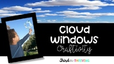 Cloud Windows Craftivity- Types of Clouds Investigation