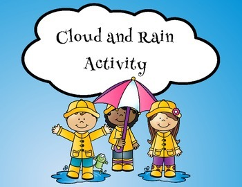 Cloud and Rain Science Activity