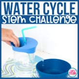 Water Cycle Activity STEM Challenge