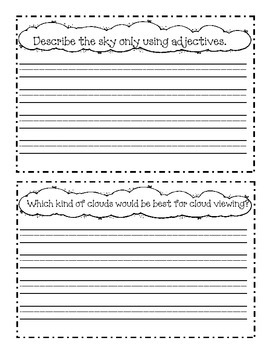 Cloud and Weather journal