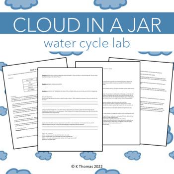 Cloud in a Jar Lab Activity