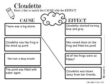 Cloudette Book Companion