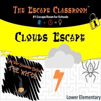 Clouds (2-3 Grade) Escape Room
