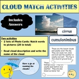 Clouds: Matching Clouds to Labels and Cloud Description Ta