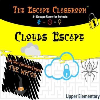 Clouds (4-5 Grade) Escape Room