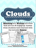 Clouds Activities Set (CCSS)
