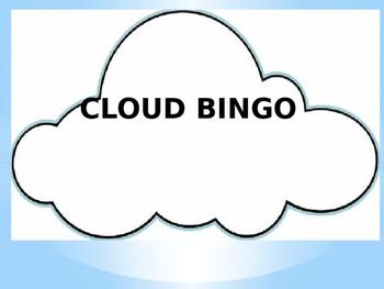 Clouds Bingo