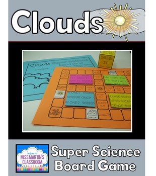 Clouds Board Game