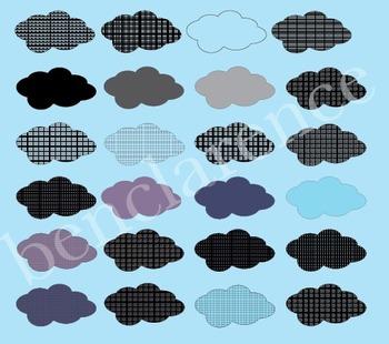 Clouds (Clip Art)