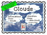 Close Reading - Informational text on Clouds and Literature text (Eric Carle)
