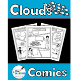 Clouds Comics - Non-Fiction Writing Activity