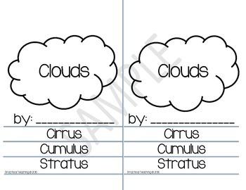Clouds FlipBook