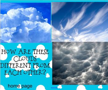 Clouds: Formation and Types