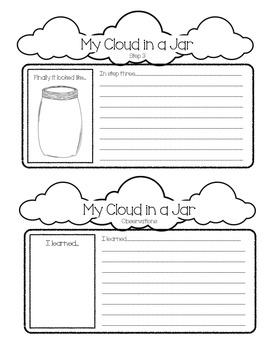 Clouds In a Jar