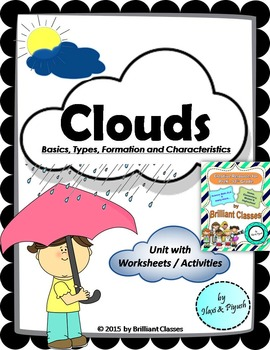 Clouds : Basics, Types, Formation and Characteristics