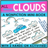 Clouds Book And Activities   Types of Clouds   Rain Cloud In A Jar Experiment