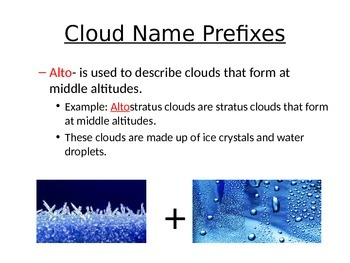 Clouds (Weather)  PPT