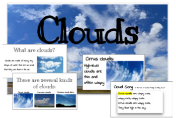 Clouds Packet
