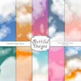 Clouds Paper Pack