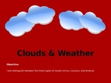 Clouds PowerPoint Presentation