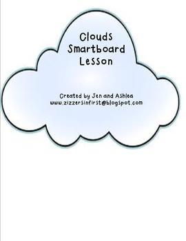 Clouds Smartboard Activities